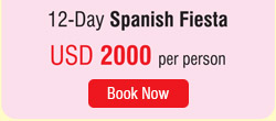 12 Days Spanish Fiesta