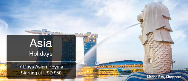 Asia Holidays Singapore