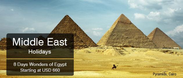 Midddle East Holidays Egypt
