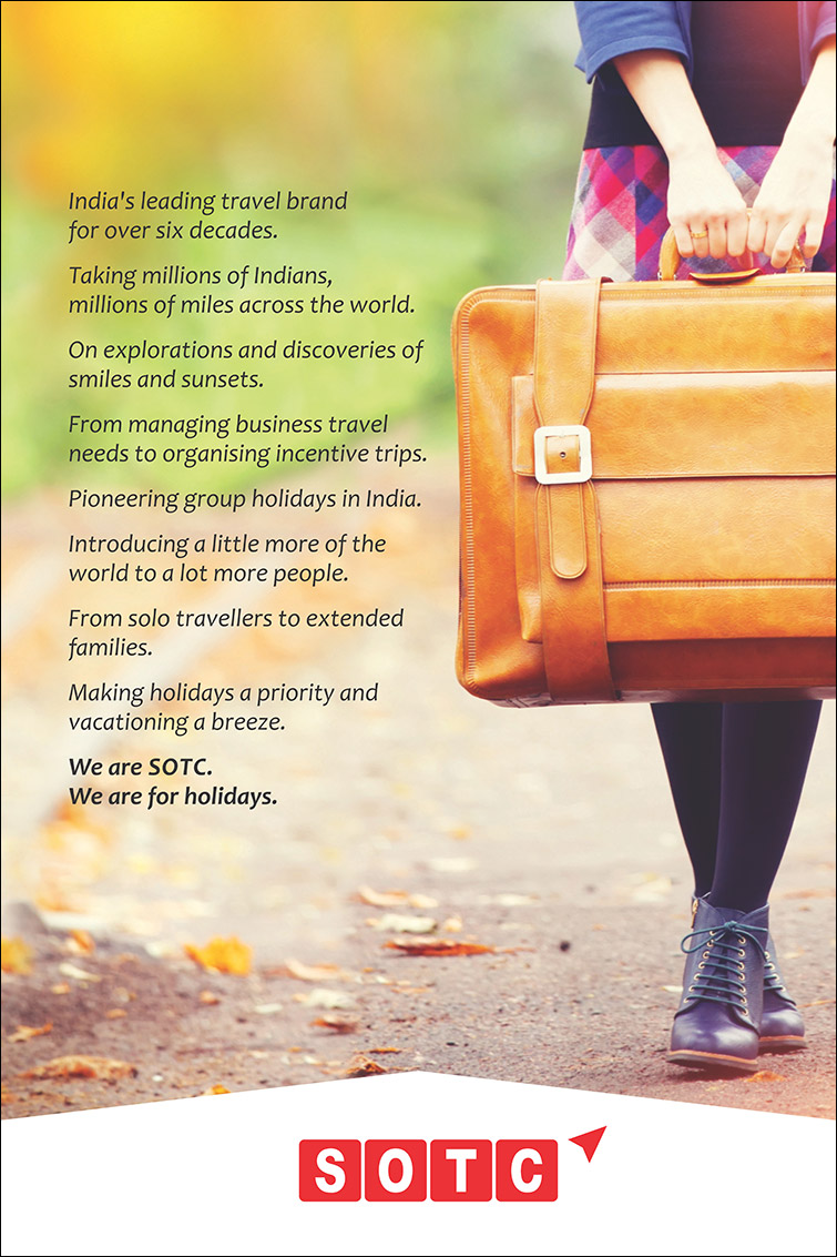 SOTC - Brand Story