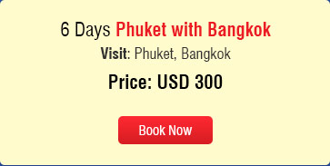 summer cost saver phuket with bangkok Holidays