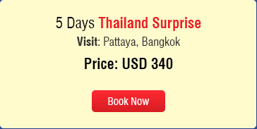 summer value tour thailand surprise Holidays