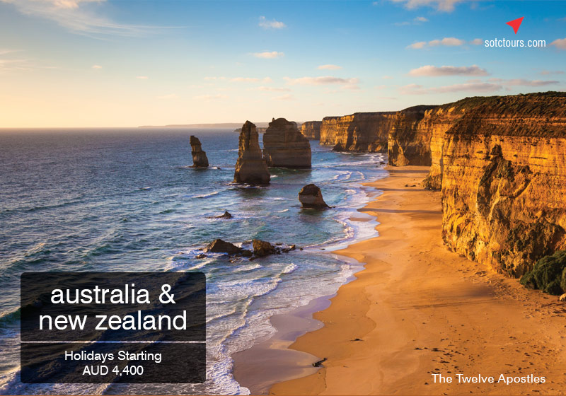 Australia with New Zealand Holidays
