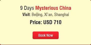 summer value mysterious china Holidays