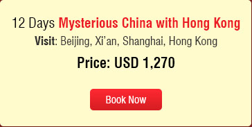 summer value mysterious china with hong-kong Holidays
