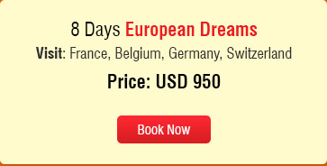 summer budget european dreams Holidays