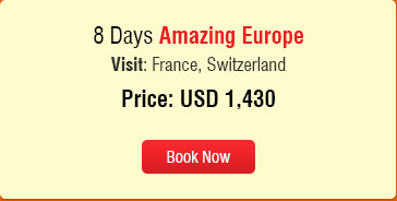 summer value amazing europe Holidays