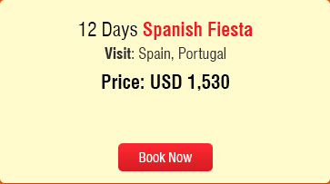 summer value tour spanish fiesta Holidays
