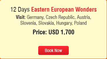 summer value eastern european wonders Holidays
