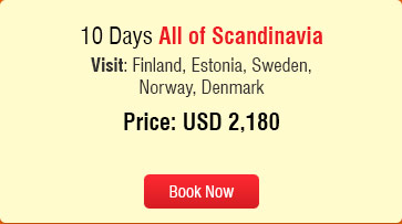 summer value all of scandinavia Holidays
