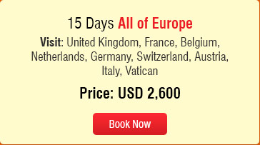 summer value all of europe Holidays