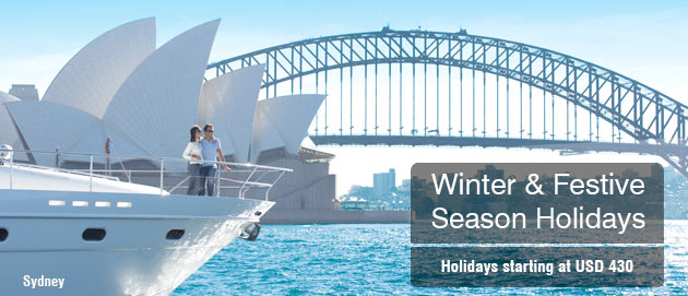Winter and Festive Season Holidays August 2016