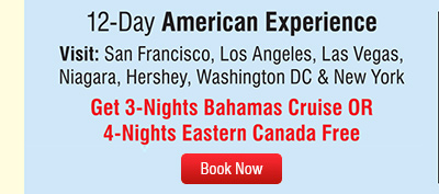 12-Day American Experience