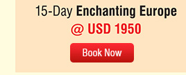 15-Day Enchanting Europe