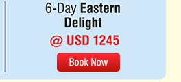 6-Day Eastern Delight