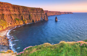 cliff-Of-Mohar- Dublin Ireland