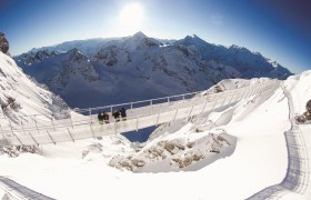 Cliff Walk, Mt. Titlis NRI