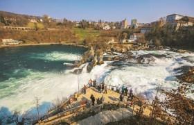 Day 8 - Rhine Falls, Schaffhausen nri