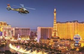 Helicopter ride, Las Vegas- NRI