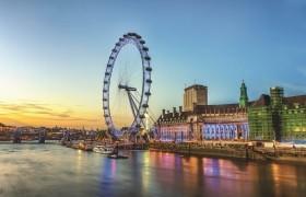 London Eye, London Nri