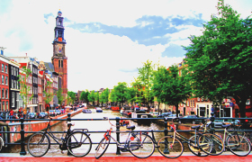 Netherland-Amsterdam
