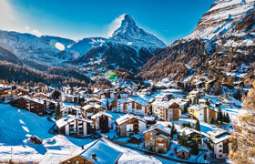 Switzerland-Zermatt